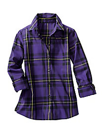 Tartan Shirt by Foxcroft®