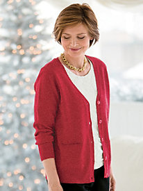 'Tis The Season Spindrift Cardigan