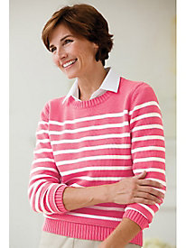 Sailing Stripe Sweater