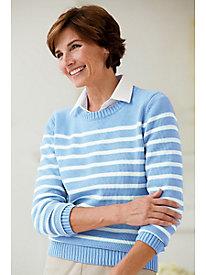 Sailing Stripe Sweater