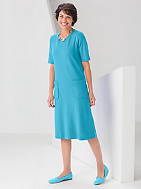 Everyday Ease Knit Dress