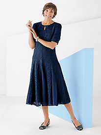 Effortless Lace Dress by Koret