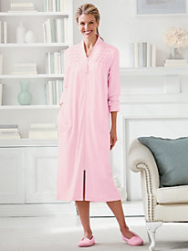Sunrise Sleep Knit Robe