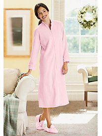 Dream Fleece Zip Robe