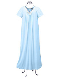 Tricot Long Nightgown by Koret®