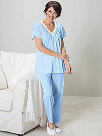 Tricot Pajama Set by Koret®
