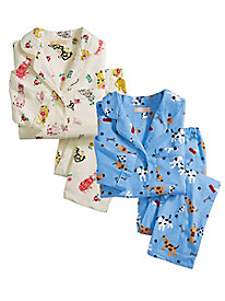 Cats & Dogs PJ Sets