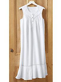 Cotton Lawn Gown