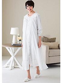 Cotton Lawn Robe