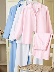 Cotton Broadcloth PJ's