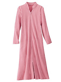 Corded Velour Robe