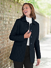 Quilted Coat by Tog Shop