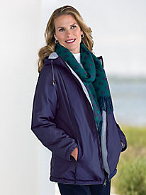 All-Weather Reversible Jacket by Koret