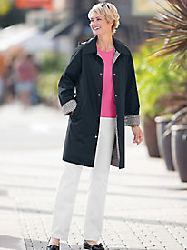 2-in-1 Reversible Raincoat
