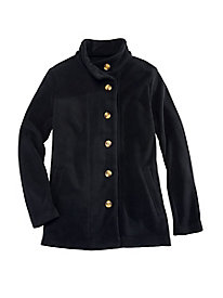 Cozy Polar Fleece Coat by Koret�
