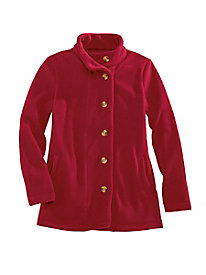 Cozy Polar Fleece Coat by Koret® by Tog Shop