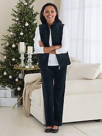 Luxe Comfort Vest & Pant Set