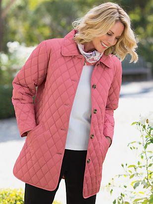 Quilted Car Coat | Women's Coat | TOG Shop