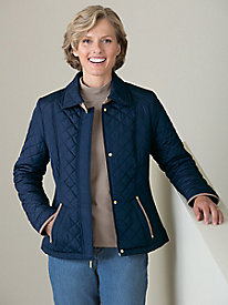 Quilted Jacket by Weatherproof®