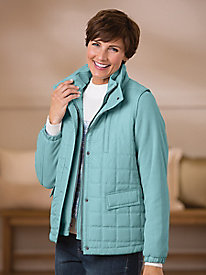 5-in-1 Convertible Vest & Jacket by Koret�