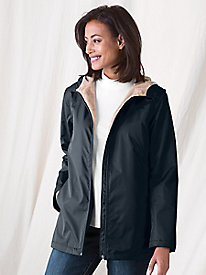 Plush Fleece-Lined Jacket by Koret®