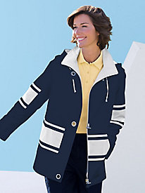 Come Sail Away Jacket by Mackintosh