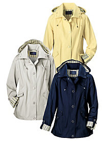 Harborside Poplin Jacket by Macintosh
