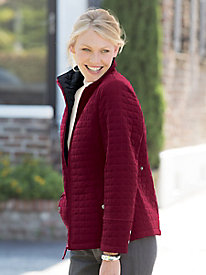 Town & Country Quilted Coat