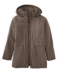 Chamsuede Stadium Anorak by Forecaster of Boston