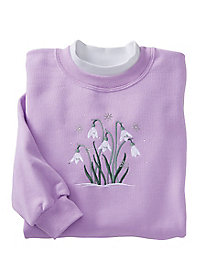 Embroidered Sweatshirts