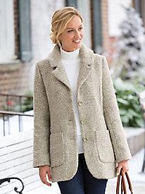 Image of Boucl Coat