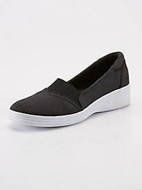 Jade Twill Slip-On by Grasshoppers