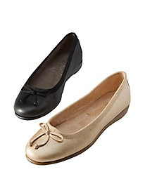 Teashop Ballet Flats by Aerosoles