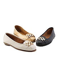 Sure Bet Flat by Aerosoles�