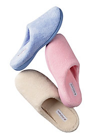Micro Terry Clog Slipper by Dearfoams&#174