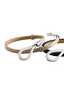 Textured Adjustable Belt