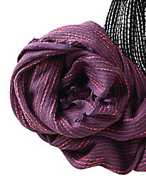 Echo� Abstract Geo Infinity Scarf