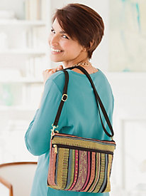 Woven Tapestry Bag