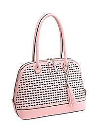 Dome-Shaped Handbag by Rebecca