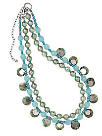 Tropical Isle Shell Necklace