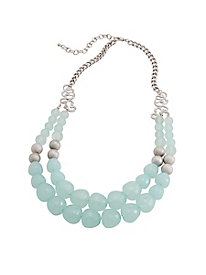 Double Strand Necklace by Tog Shop