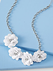 Beautiful Blossoms Necklace