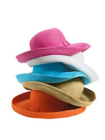 Summer Chic Packable Hat