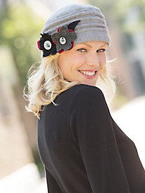 Women's Hats, Head Scarves, and Other Head Coverings Galore!