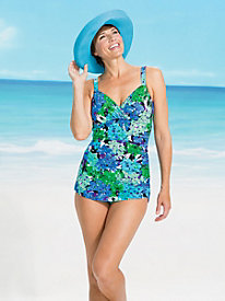 Tropical Isle One-Piece by Penbrooke�