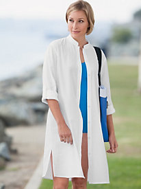 Boardwalk Swim Coverup