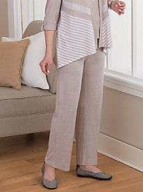 Acadia Pull-On Pants by Alfred Dunner�