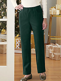 Super-Soft Twill Pants