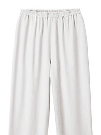 Crinkle Solid Pant