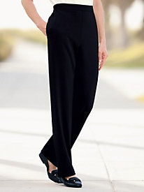 True-Fit Bi-Stretch Pants